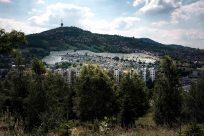 Ostrowski Cemetary Sarajevo day 2--12